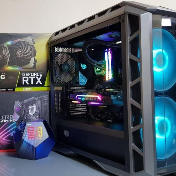 SPECIAL i7 8700 CUSTOM BUILT GAMING COMPUTER/PC RTX 2080 Ti 32GB RAM 1TB M.2 SSD 4TB HDD