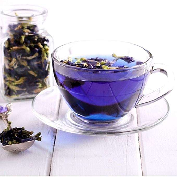 Wholesale Natural Herbal Tea Dried Blue Butterfly Pea Flowers