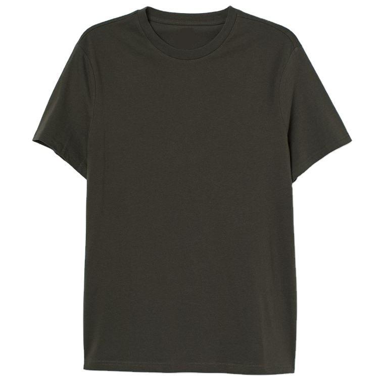 100% Cotton 2021 Summer Custom Design Printing T-Shirt OEM Personalize Blank Men T Shirt From Bangladesh