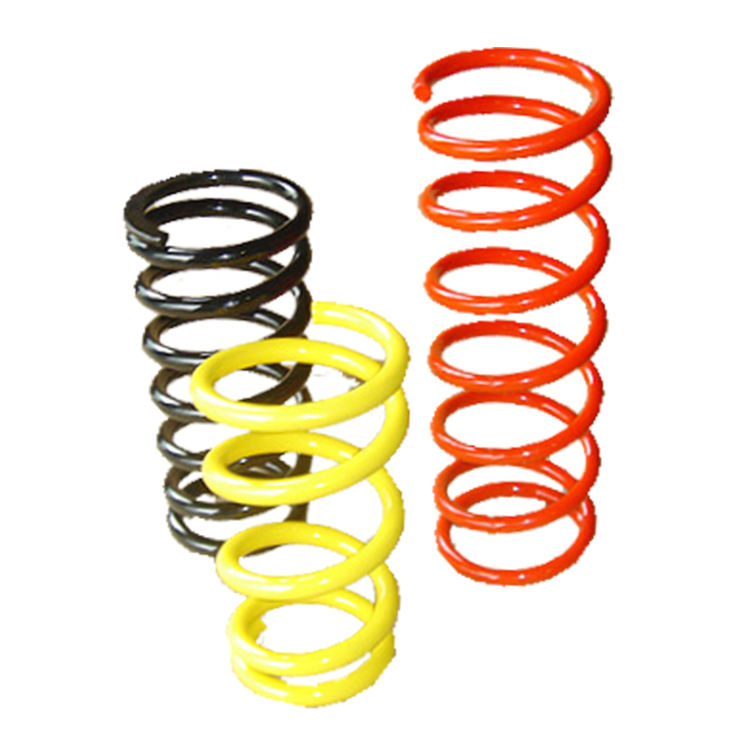 Replacement heavy duty front rear coil springs for cars