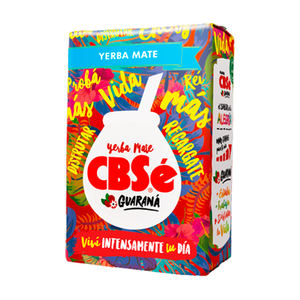 Yerba mate CBSe Guarana Energy