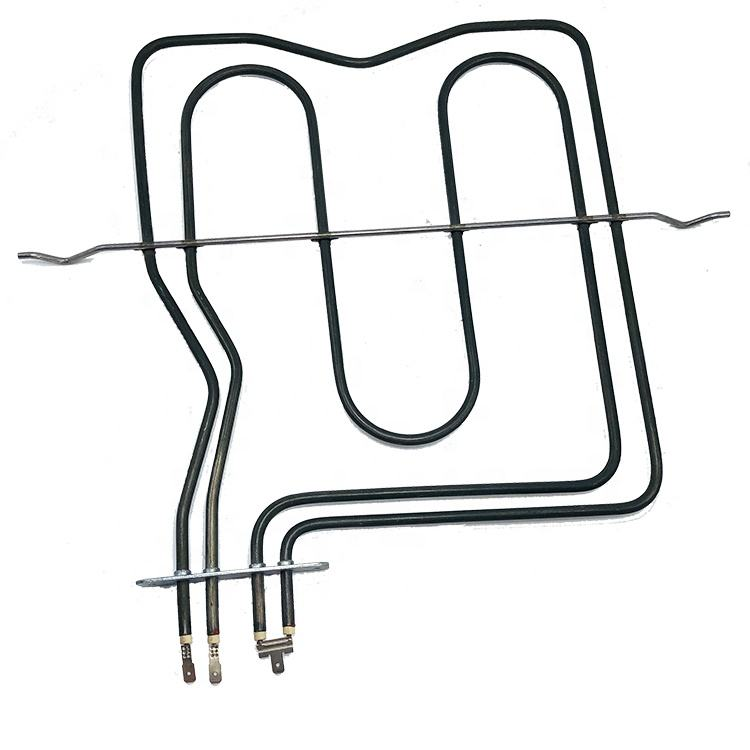 Electric Oven Coil Heating Element Replacement For Indesit Grill Oven Resistance C00039574