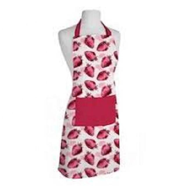 100% Cotton kitchen Apron Cooking Set