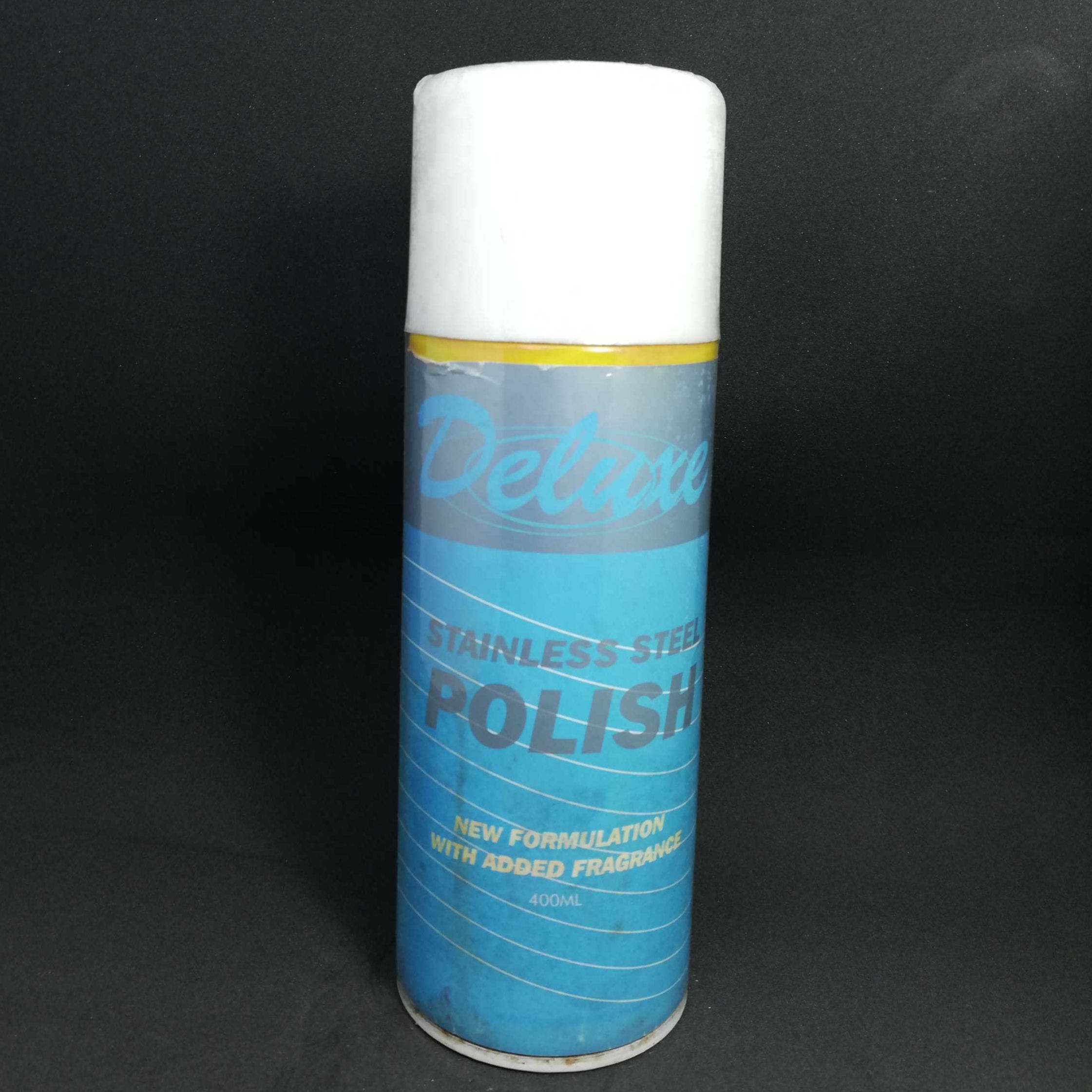 Stainless Steel Cleaner Polish Aerosol Spray