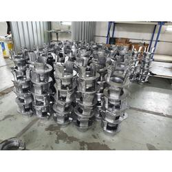 Outside Weatherproof Waterproof Cast Iron And Aluminum Material Castings From Malaysia