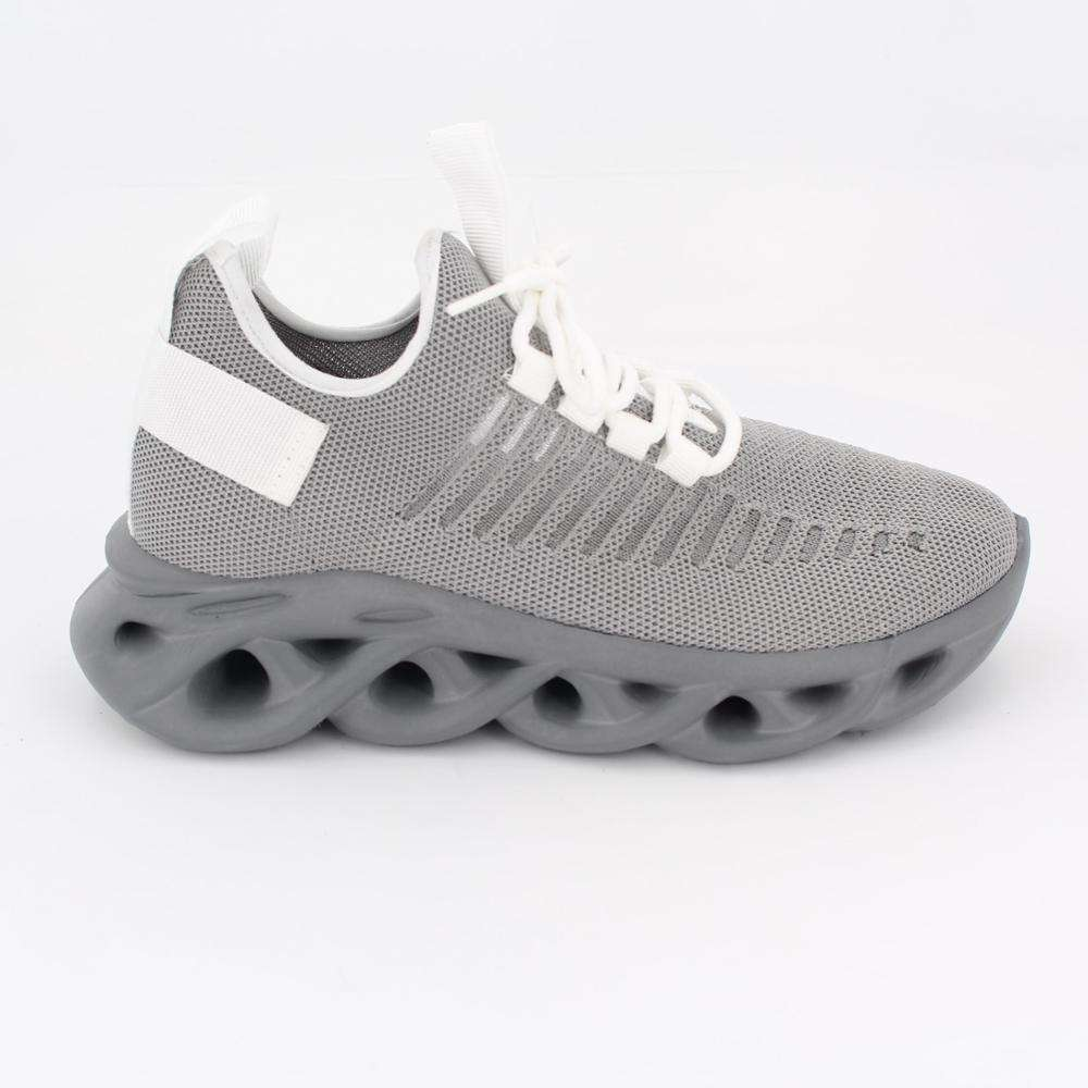 Textile Leather Stylish Sport Shoes From Manufacturer
