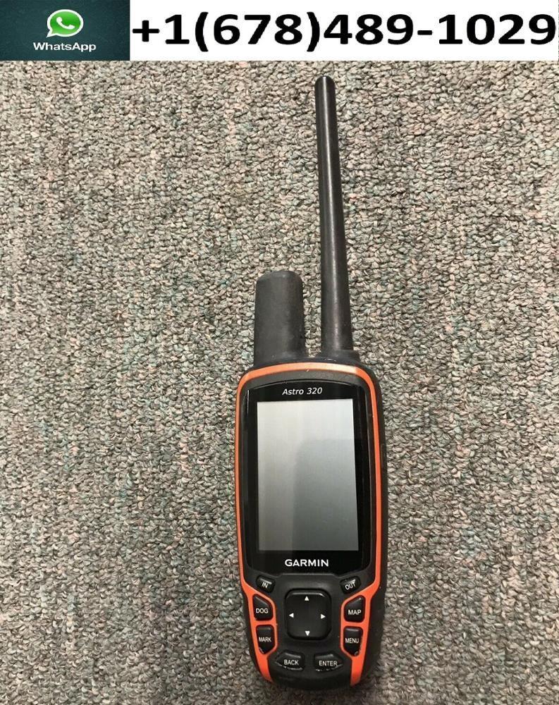 """320 GPS 18/"""" Flexible /& 3 DC 40 Long Range Antenna Combo for Garmin Astro 220"""