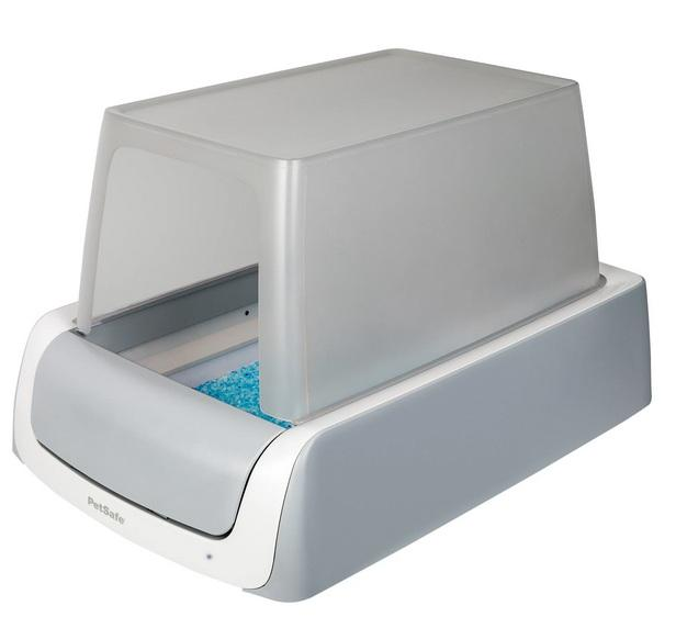 New 2020 Self-Cleaning Litter Box - 2nd Generation