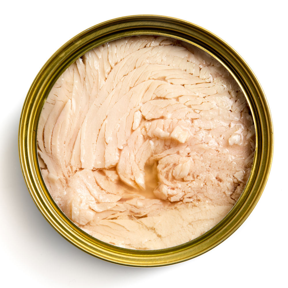 Natural Sealed/Canned Tuna Fish