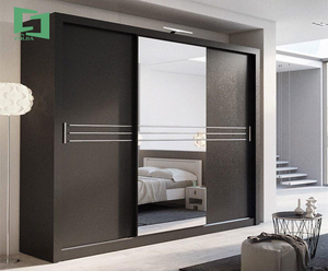 3 Sliding Door Design Cheap Fitted Room Wardrobes