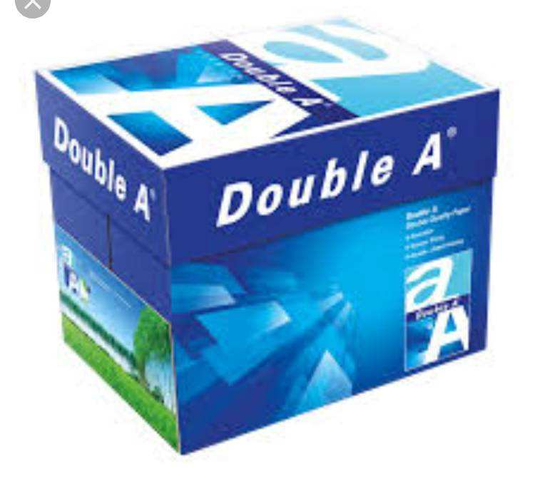 Double A Paper double a a4 copy paper 80 gsm 75 gsm 70 gsm for laser printing