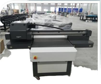 Koreaanse Industriële Grootformaat Uv Flatbed Printer In Digitale Inkjet