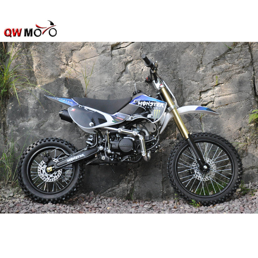 CE Hot selling 125cc 140cc Motorcross 125cc Motorfiets 125cc 140cc Pit Bike 125cc Dirt Bike