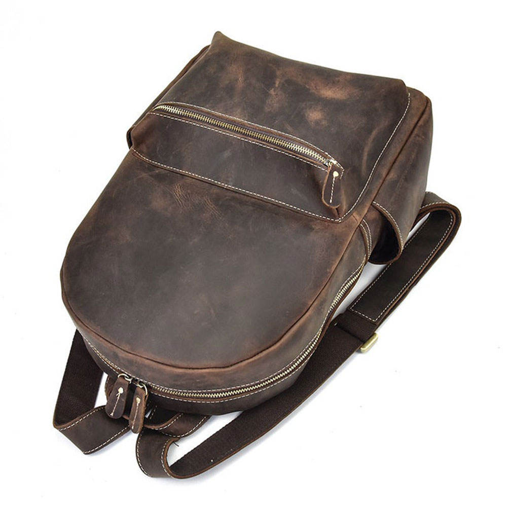 Leather Backpack Camera Leather Backpack Handmade Laptop Bag Rucksack Leather Suitcase Convertible Suitcase