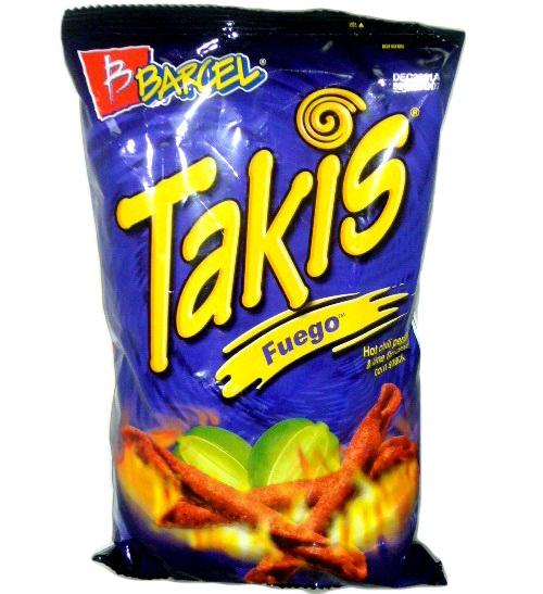 <span class=keywords><strong>Takis</strong></span> 9.9oz Fuego Tortillas Chips