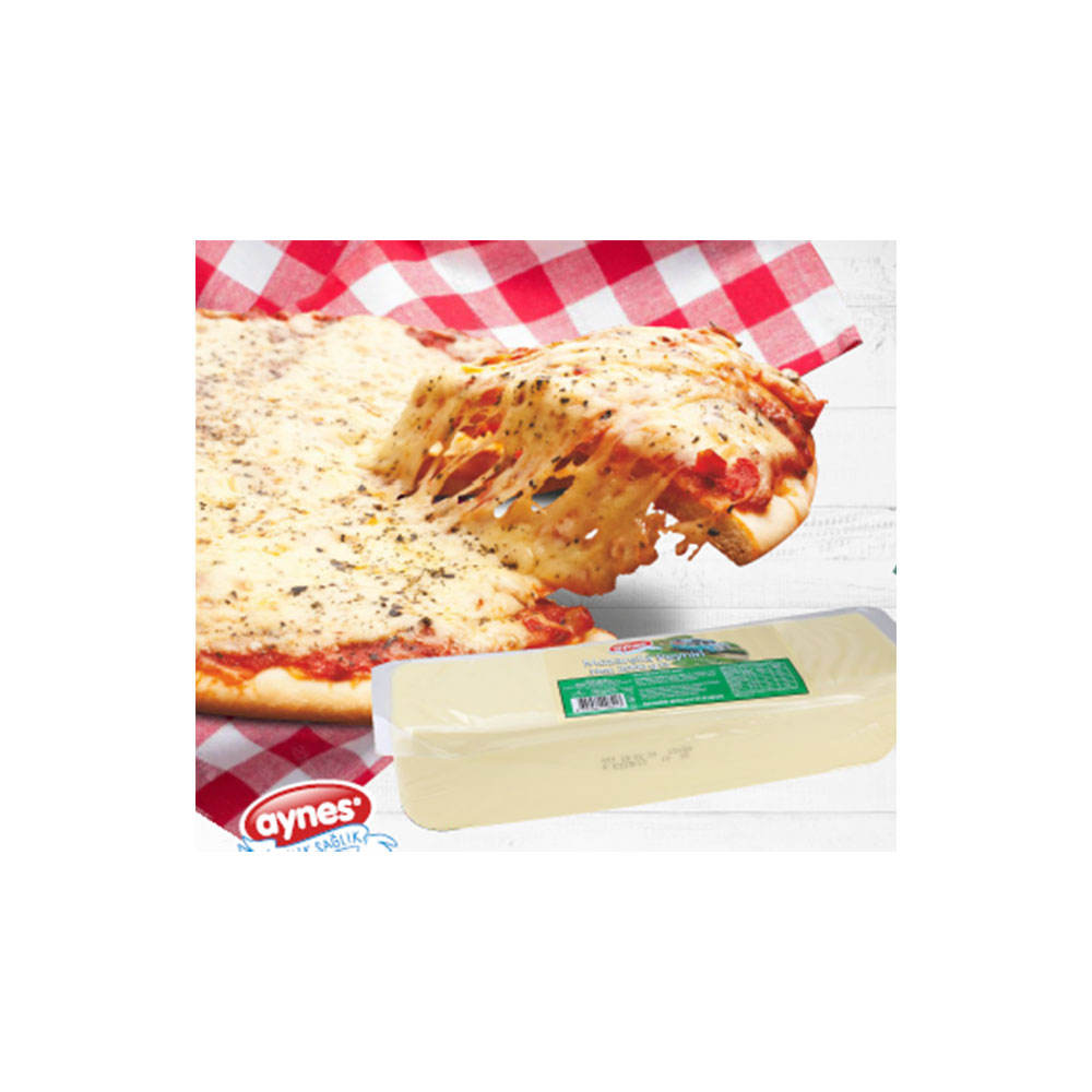 Premium Quality Halal Mozzarella Cheese For Pizza