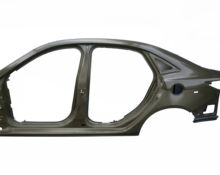 Auto body parts replacement side panel for FORD Escort