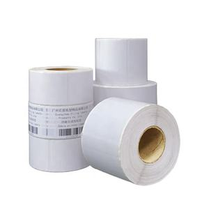Self Adhesives 4x6 inch Direct Thermal Labels for UPC Barcodes Address Compatible with Rollo Label Printer and Zebra gk420t