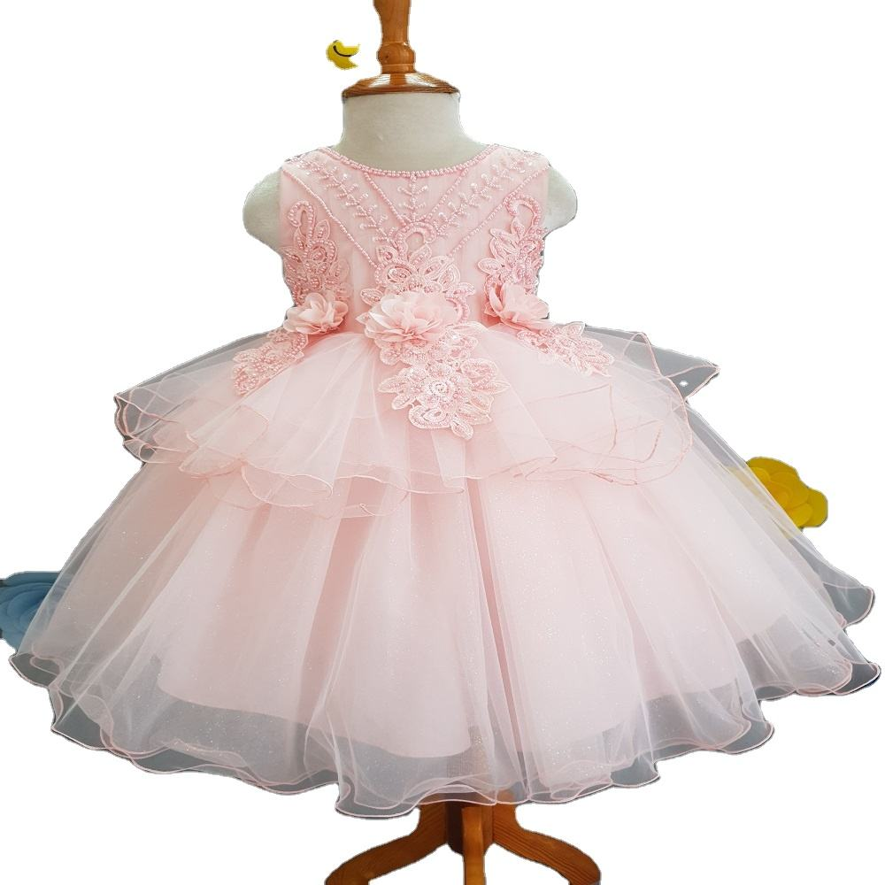 ViIET NAM baby party dress/ flower girl dress