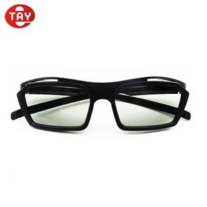 plastic circularly polarized 3D anaglyph glasses