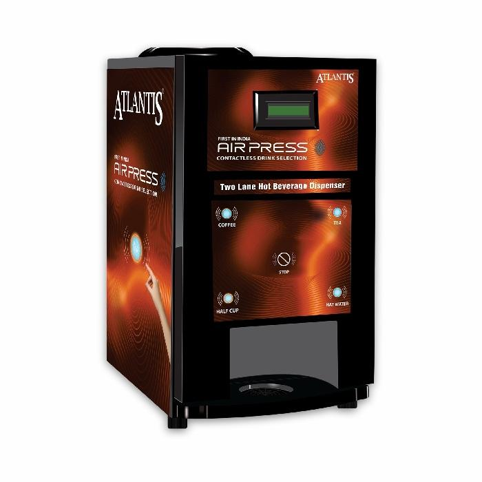 OEM Kind of Instant Tea & Coffee Dispenser Machine