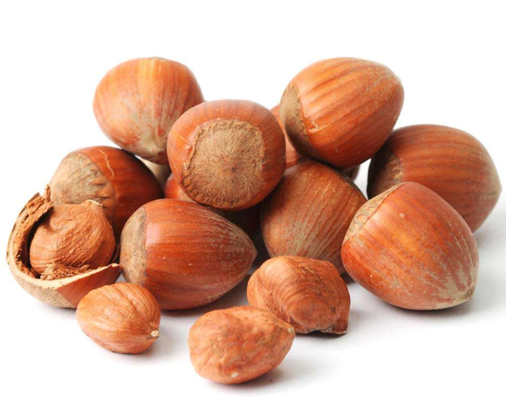 Organic Hazelnuts with & without shell