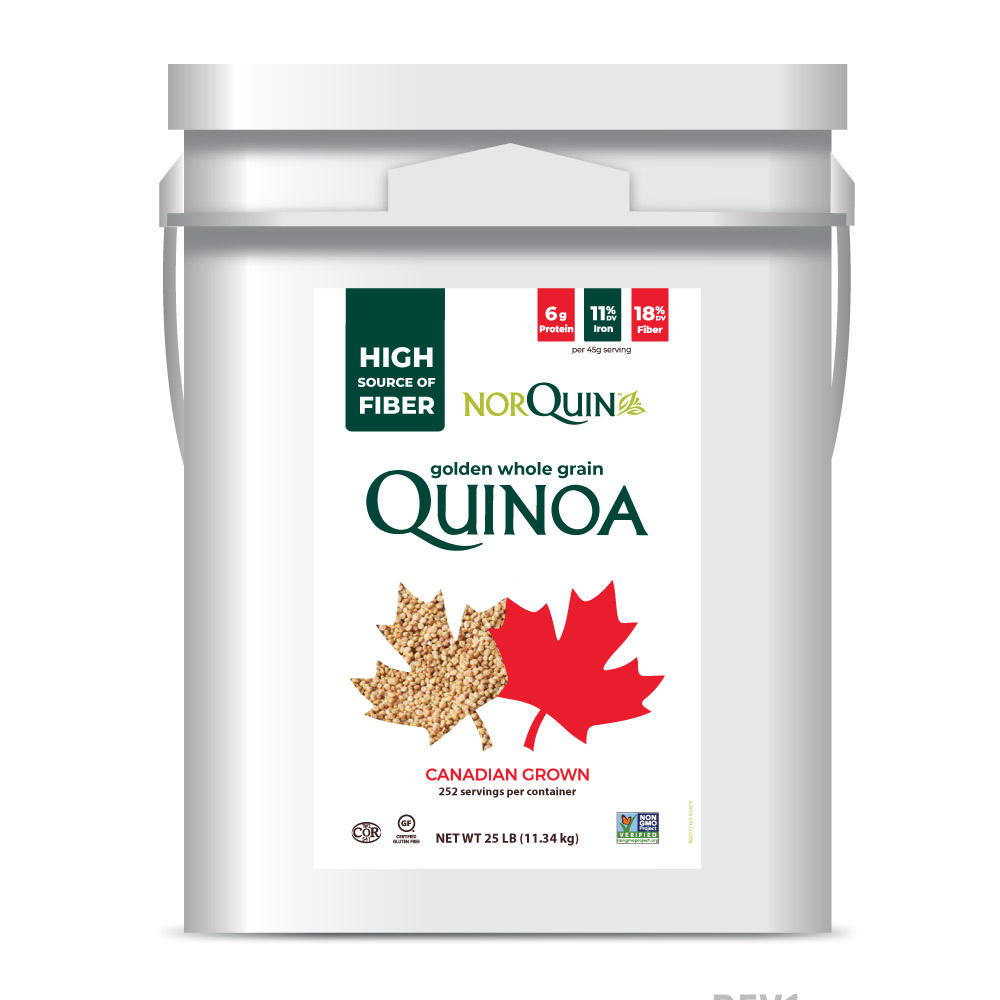 Golden Quinoa 25 lbs.