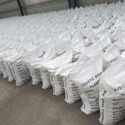 Quality top grade 99 flakes caustic soda /soda caustic