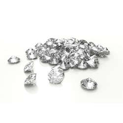 Hot Sale Real Unpolished Natural Diamonds