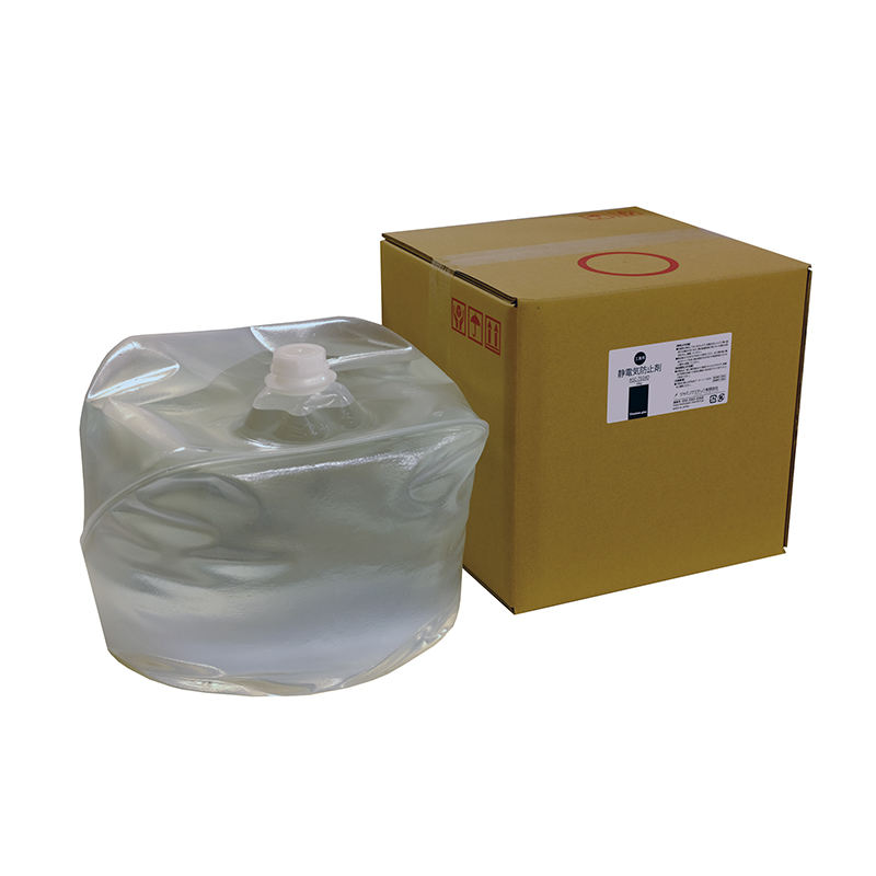 Colorless transparent and odorless bulk anti fire products chemical
