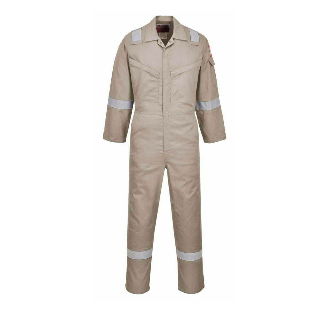 Work Wear Coverall with Reflector Tape Bib Overall Uniform