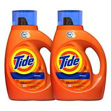Tide Liquid Laundry Detergent, Original wholesale