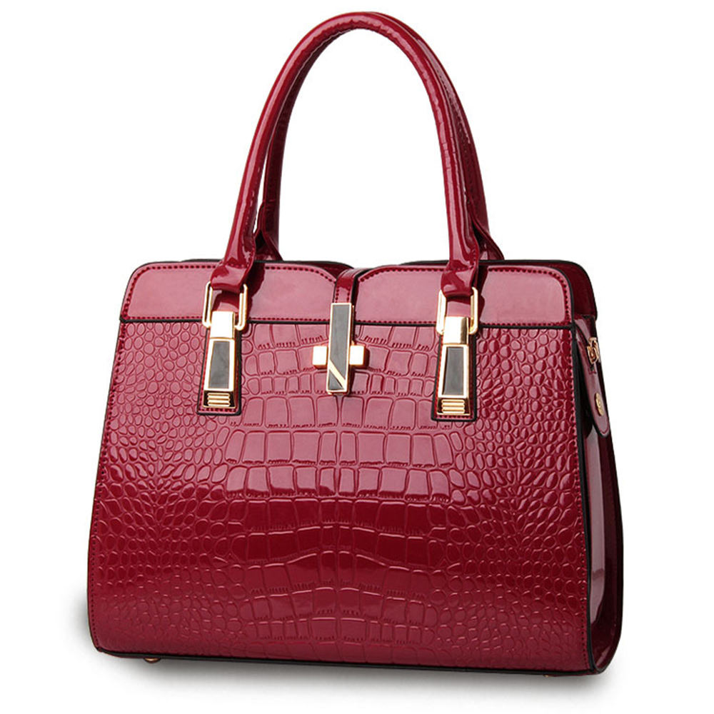 Women Hand Bags Genuine Leather Fashion Leather Handbag for Ladies