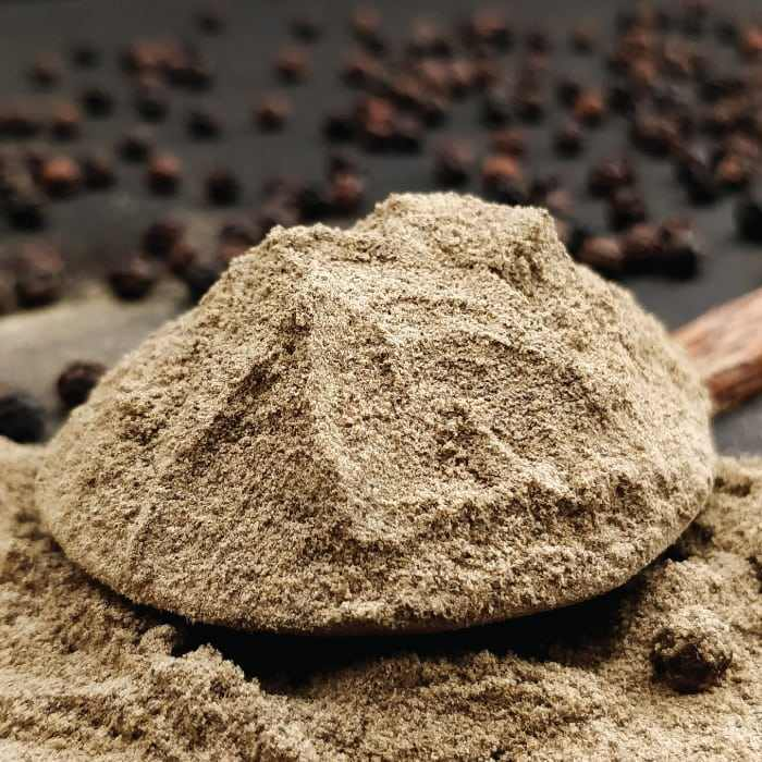 Black pepper powder supplier from India contact no.91-7530843738