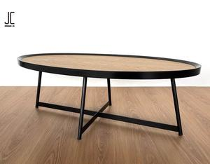 Modern Simple Home Feet Wooden Side Coffee Table