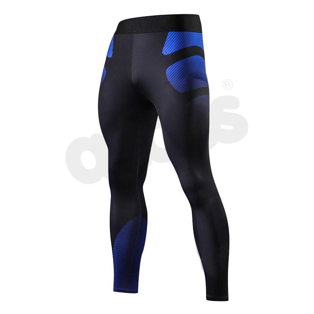 Cheap Price Compression Tights Running Leggings Elastic Band Pants