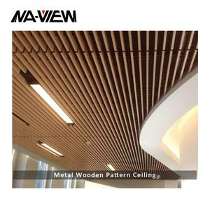 China factory home decor suspended faux tin ceiling tiles