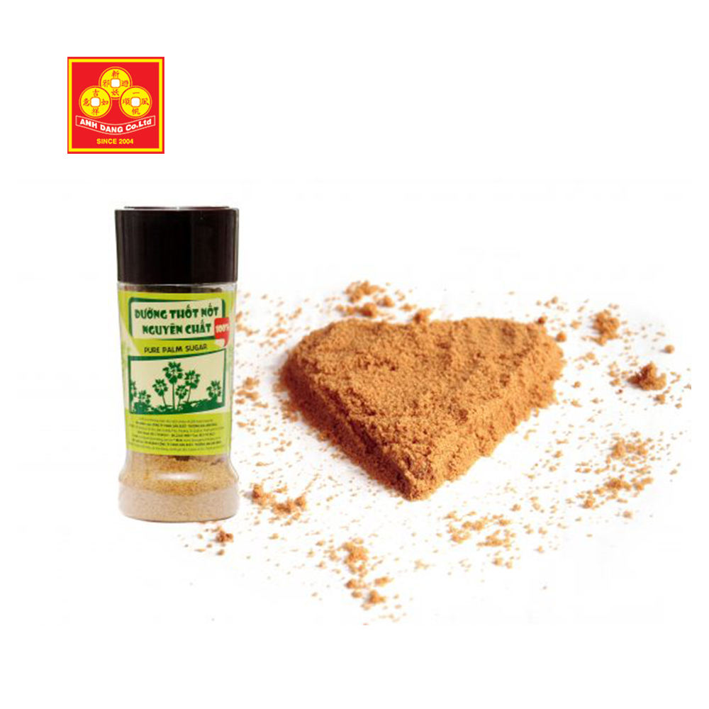 PURE PALM SUGAR 100% natural palm sugar made in Vietnam