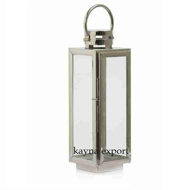 new style decorative stainless steel lantern
