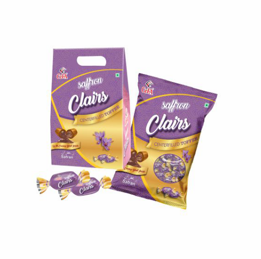 Choco Clairs Saffron Flavored Chocolate Price