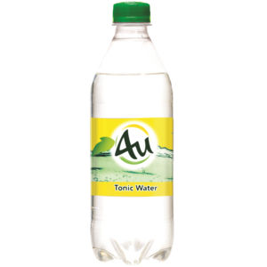 4U Tonic Water 500 mL