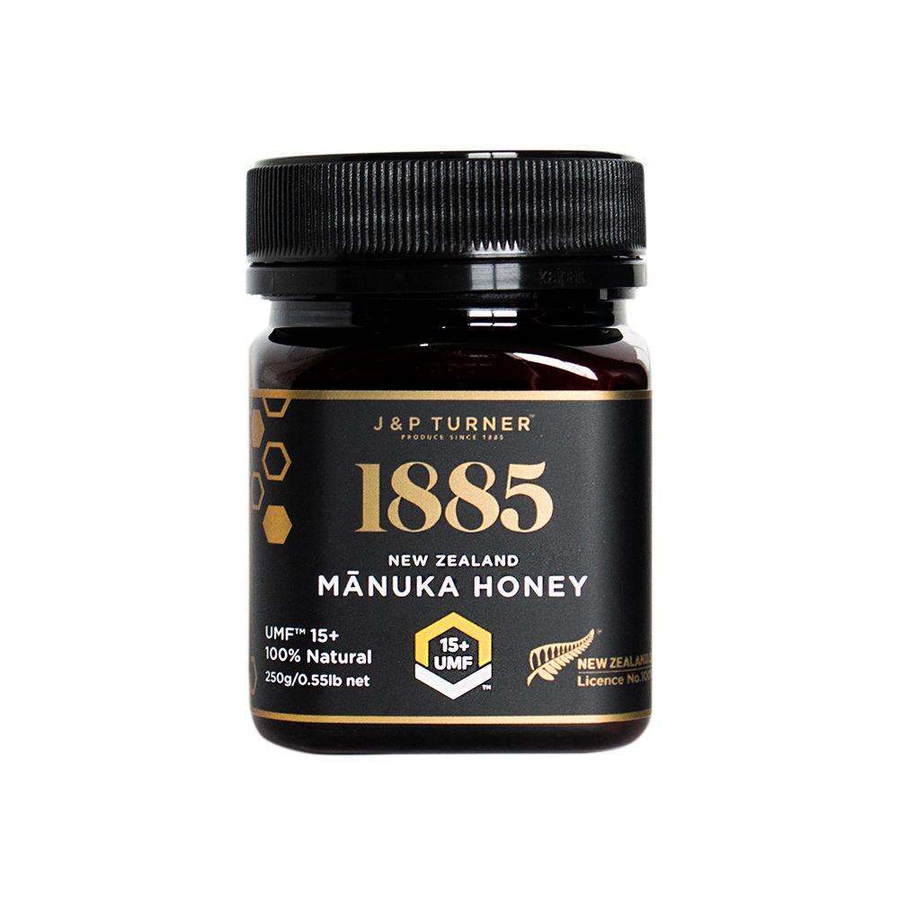 Manuka Honey UMF 15+ 250ml NZ Made Premium Quality 100% Pure Black Label Edition