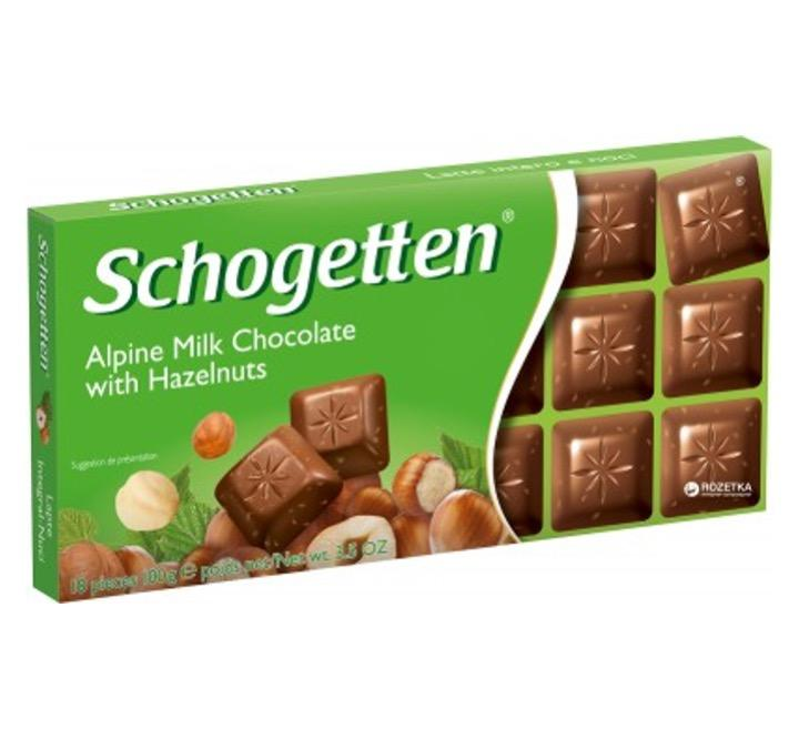 Schogetten 100g chocolate