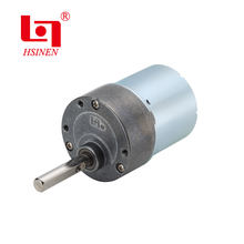 High torque electric permanent magnet 3V 6V 24V 12V dc motor with gearbox
