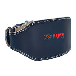 Pure leather best price leather weight lifting belts