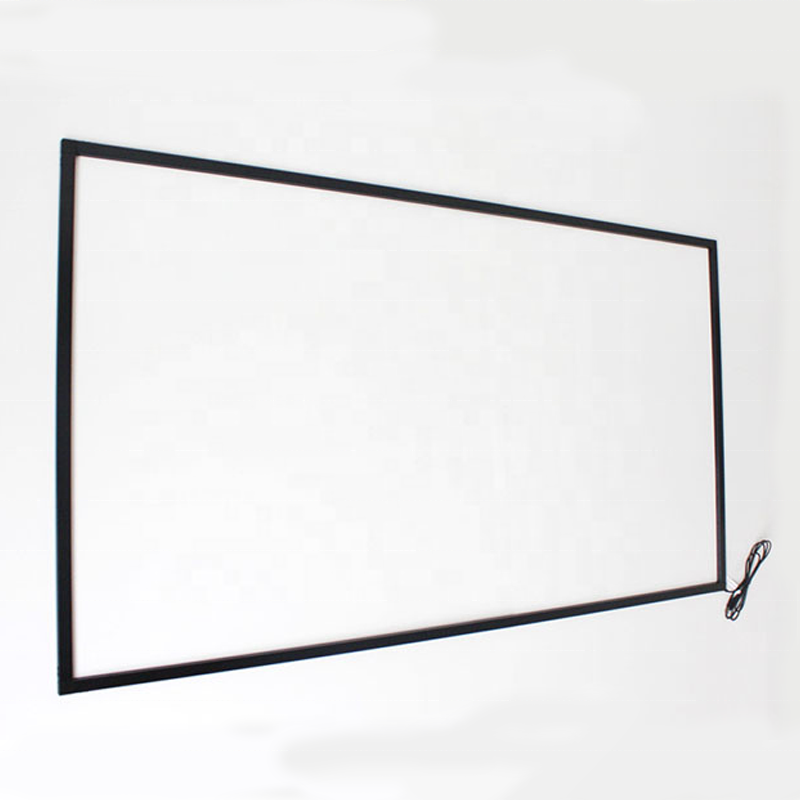 Supply 24-98 inch USB <span class=keywords><strong>Infrarood</strong></span> <span class=keywords><strong>touchscreen</strong></span>, IR touch screen overlay kit, ir touch panel frame