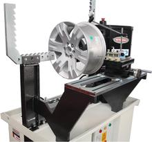 Wheel Repair Machine with Polishing for 10''-34'' Rims