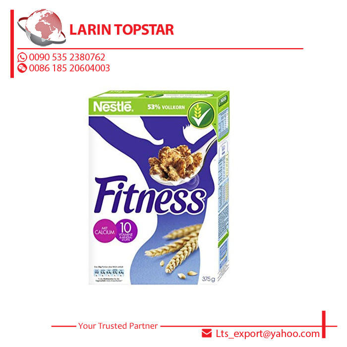 Cereal de <span class=keywords><strong>Fitness</strong></span> 375g