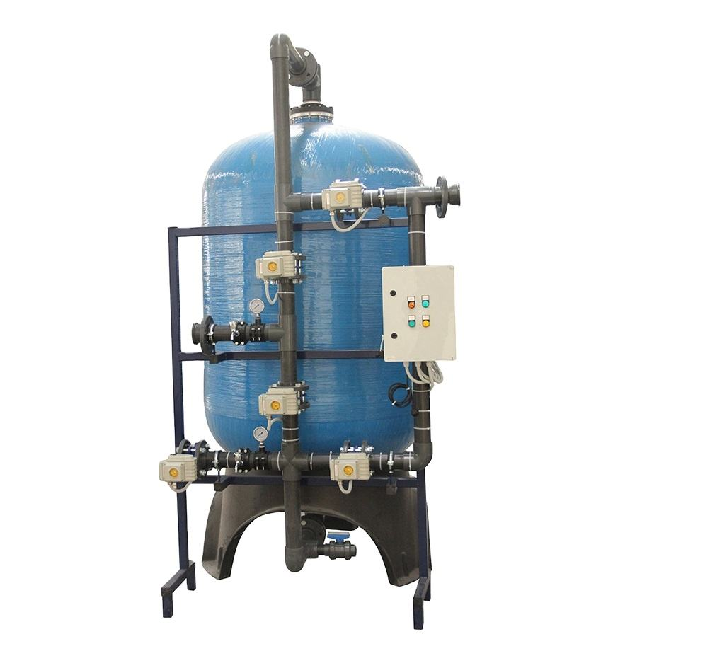 Activated Carbon Systems for Chlorine Removal
