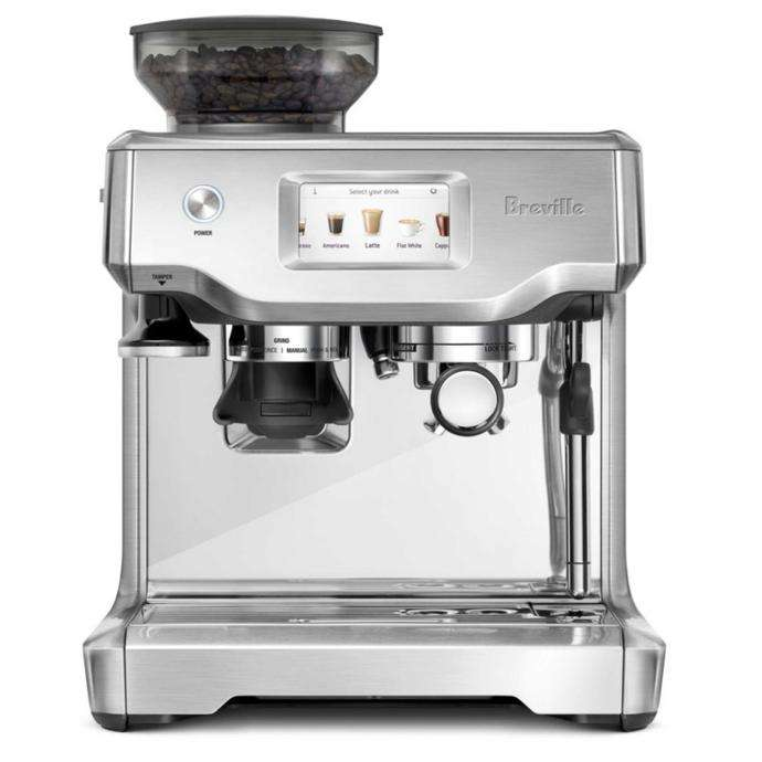 Affordable Coffee Machine Brev'illes BES870BSS Bar'ista Espresso Coffee Machine
